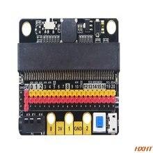 Плата расширения microbit io bit v20 micro:bit горизонтальная