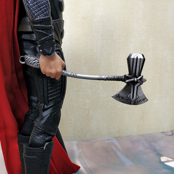 1/6 Scale Thor Stormbreaker Storm axe Model Alloy Toys for 12in Phicen Hottoy Tbleague Action Figure Accessories Hobbies image