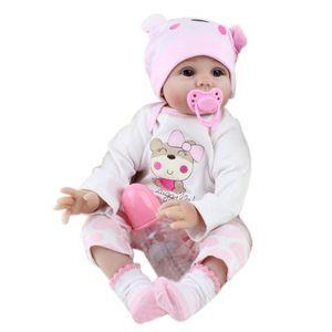 Reborn Newborn Baby Realike Doll Handmade Lifelike Silicone 24BE