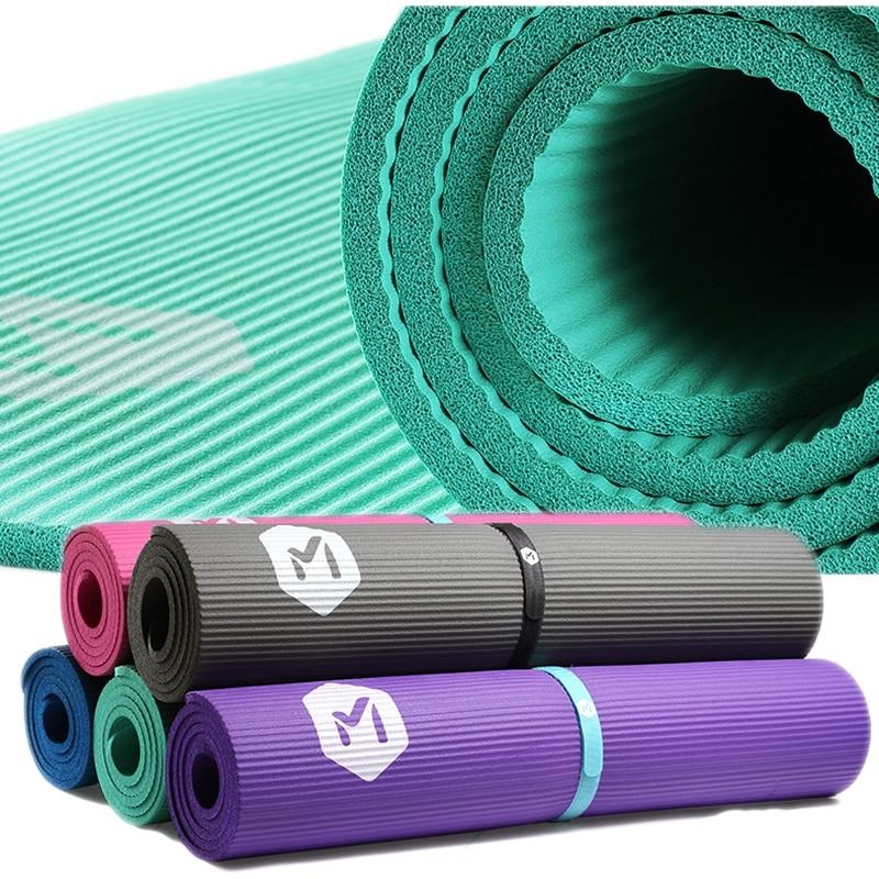 Yoga Mat Bag with zipper with pocket Blue Fabric Pilates Mat Velvet For Gift Woman
