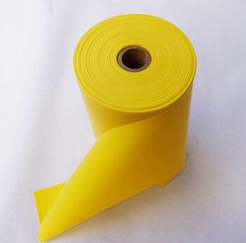 0.7MM 10 meter high quality slingshot rubber band thick slingshot flat elastic rubber band strong hunting slingshot rubber band
