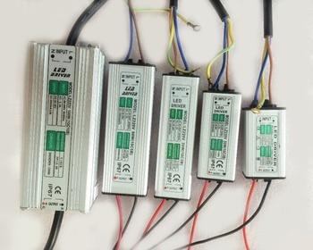 High Power LED Driver 10W 20W 30W 50W 100W DC 30V-36V Power Supply Adapter lighting Transformer IP65 Waterproof For Floodlight