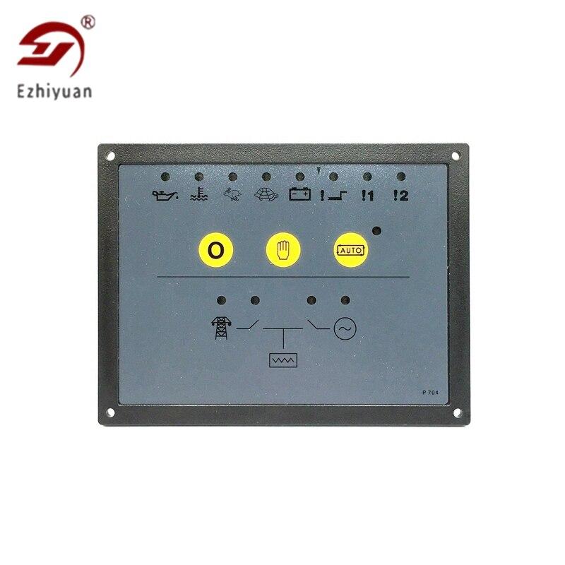Контроллер контроллера DSE705 Ezhiyuan DSE703 DSE704, стартовый модуль генератора