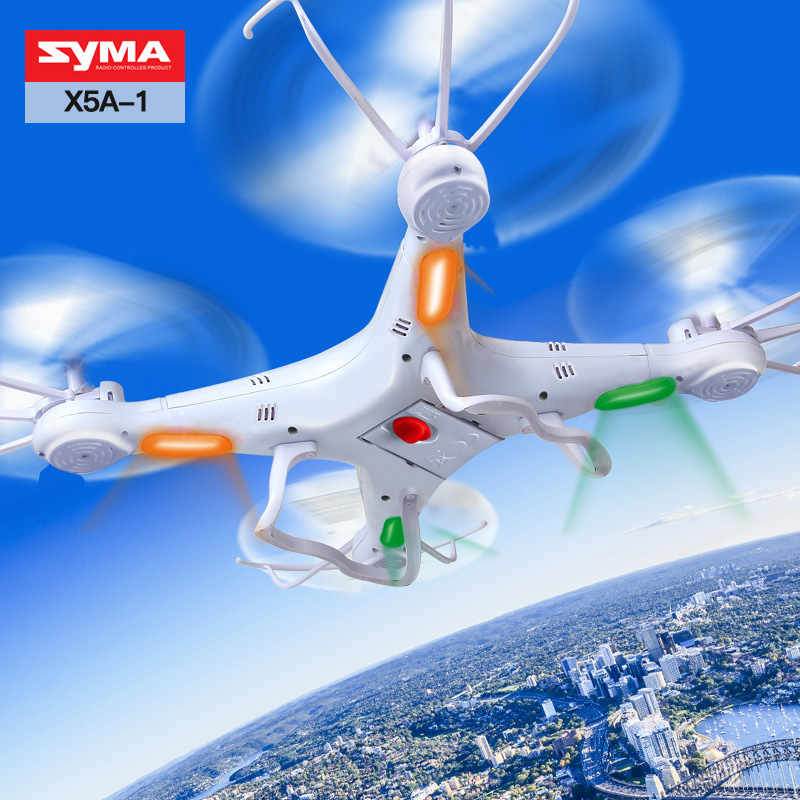 SYMA Sima Model Airplane X5a-1 Quadcopter Flying Camera Remote Control Model Plane Unmanned Aerial Vehicle