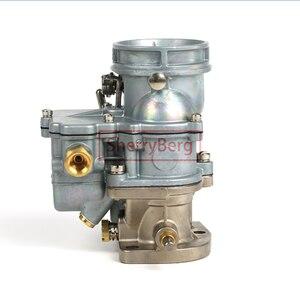 Image 1 - SherryBerg Hot Rodคาร์บูเรเตอร์สำหรับฟอร์ดFlathead Carb carburettor Super 97 ธรรมชาติ 2 Bbl 97 เปลี่ยนSTROMBERG