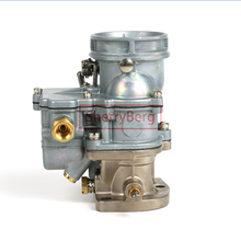 SherryBerg Hot rod OEM carburetor for Ford Flathead Carb carburettor Super 97 Natural Finish 2 Bbl 97 replace STROMBERG