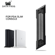 Dock-Mount-Holder Vertical-Stand Console Data Frog Sony Playstation Slim-Game PS4