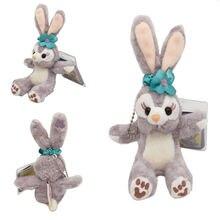 Мягкая мультяшная кукла животное кролик игрушка плюшевые игрушки