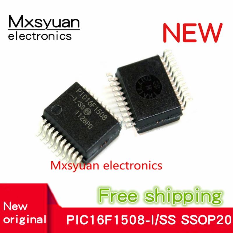 20 ~ 50 шт./лот PIC16F1508-I/SS PIC16F1508-I PIC16F1508 16F1508 SMD SSOP-20 Новый микроконтроллер чип