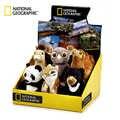 Geographic nacional 6 ásia série animais plushie brinquedo de pelúcia animais brinquedo adulto crianças meninas meninos amigos presentes da família