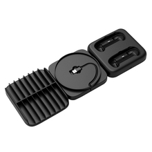 Electronic Machine Accessorie for X BOX SX 3 in 1 Gamepad Controller Charging Docks Game Disc Storage Stands
