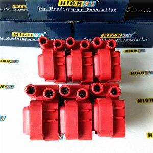 Image 4 - Bobinas de encendido de 6 funciones para Mercedes Benz C240, 2.6L, C280, 2.8L, C320, 3.2L, CLK320, E320, ML320, ML350, 3.7L, V6, SLK32, SLK320, S350