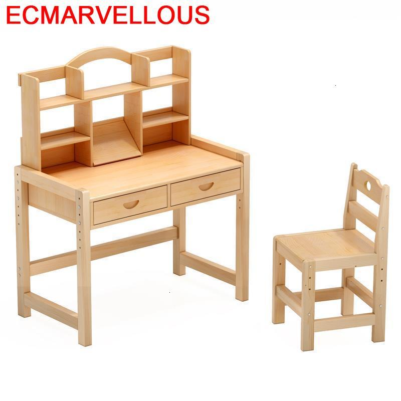 Dla Dzieci Tavolo Per Bambini Avec Chaise Mesa De Estudo Desk Chair And Play Adjustable Bureau For Enfant Kids Study Table