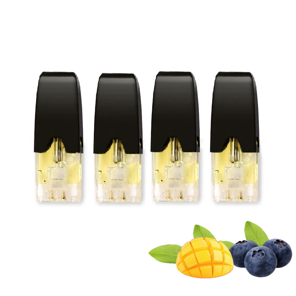 Vape Pods For Juul 1.0ml Cartridges Filled Oil-top E-cigarette Atomizer New Arrival