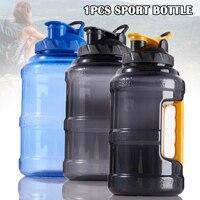 2.5 lite grande capacidade de pouco peso bpa livre plástico ginásio esportes garrafa água acampamento ao ar livre recipiente hidratação treinamento garrafa