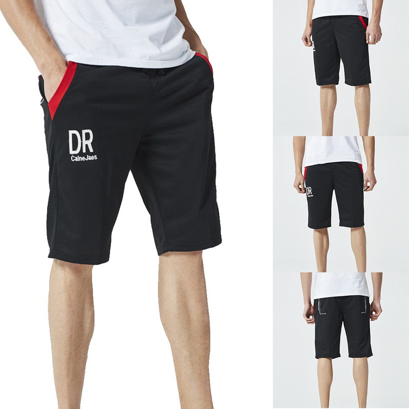 Men's Sports Shorts Soft Comfortable Beach Quick-Drying With Zip Pocket Sports Shorts Jogging Bottoms