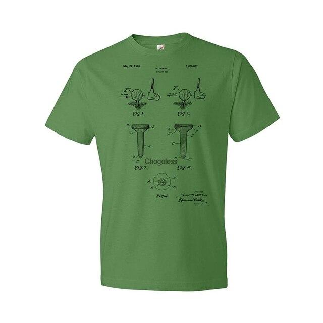 Patent Earth Golf Tee T-Shirt Golfer Gift Golf Shirt Golf Gifts Golf Apparel 1