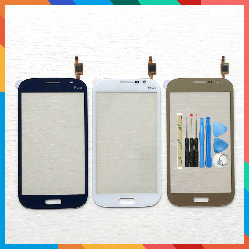 For Samsung Galaxy Grand GT I9082 I9080 Neo I9060 I9062 I9063 Plus I9060i Touch Screen Digitizer Front Glass Sensor Panel