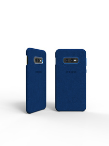 Image 5 - 100% الأصلي الأصلي سامسونج S10E الحال بالنسبة غالاكسي S10Plus S10 + S10E الكانتارا غطاء جلد قسط كامل غطاء وقائي 5 color