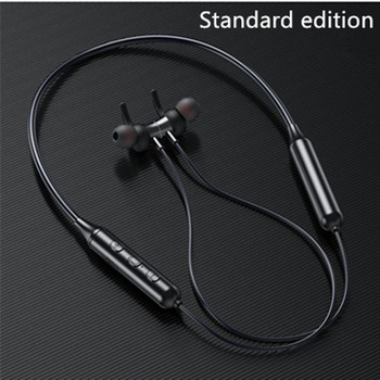 Magnetic Sports Running Headset- Waterproof Sport earbuds Noise reduction Headphones 1