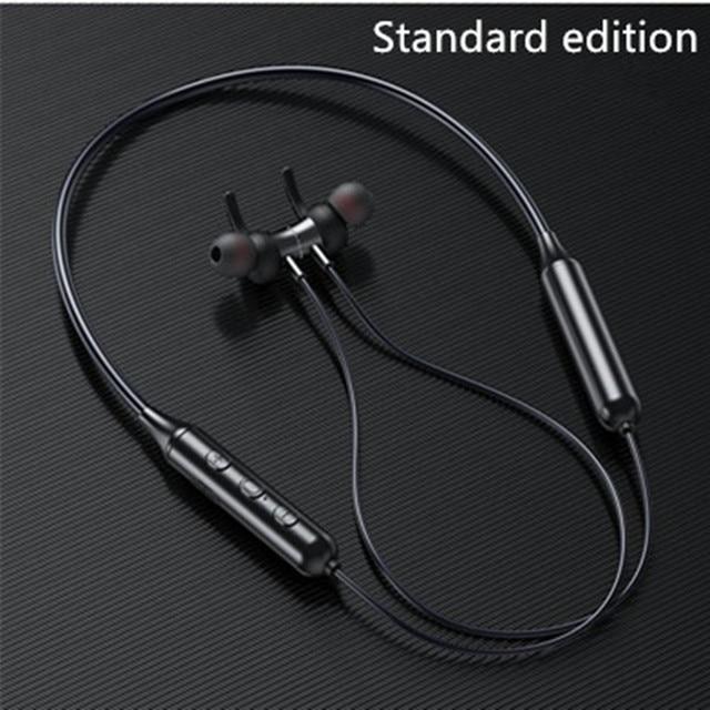 Magnetic Sports Running Headset- Waterproof Sport earbuds Noise reduction Headphones 1