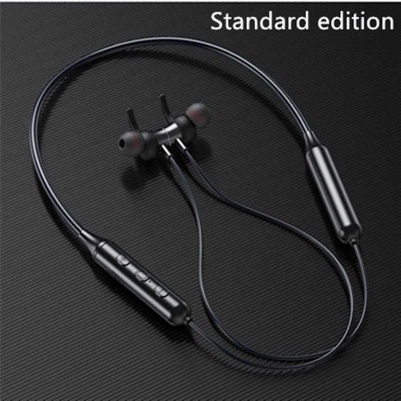 Tws DD9 Nirkabel Bluetooth Earphone Magnetic Olahraga Menjalankan Headset IPX5 Tahan Air Sport Earbud Kebisingan Pengurangan Headphone