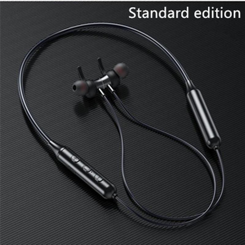 TWS DD9 Drahtlose Bluetooth Kopfhörer Magnetic Sports Lauf Headset IPX5 Wasserdichte Sport ohrhörer Noise reduction Kopfhörer
