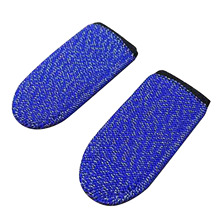Hot Sale 10pcs Mobile Gaming Controller Finger Sleeve Non Slip Sweatproof Touching Screen Finger Cover for Playing Games