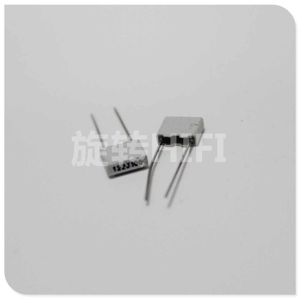 20PCS NEW EVOX MMK5 0.0012UF 100V P5mm Film Capacitor MMK 122/100V Audio 122 Hot Sale 1200p/100v 1n2 1.2nf