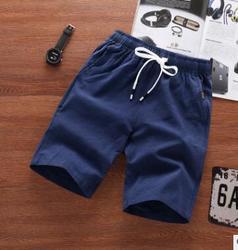 XHS26 Koreaanse versie van casual broek vijf minuten broek strand broek sport broek een generatie