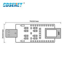 E18-TBL-01 USB to TTL UART CH340G Test Board ZigBee Module 2.4GHz CC2530 E18-MS1-PCB