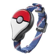 Игрушечный браслет pokemon go plus автоматический захват bluetooth