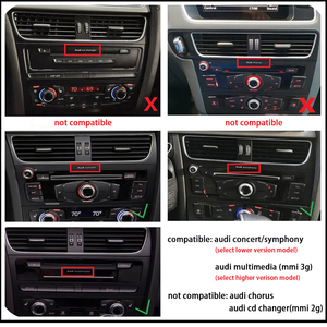 """Image 4 - 8.8"""" Octa Core Car IPS Touch Screen Radio For Audi A5 2009 2016 WIFI SWC BT Music Android 10 System 4G Carplay 4+64G Multimedia"""