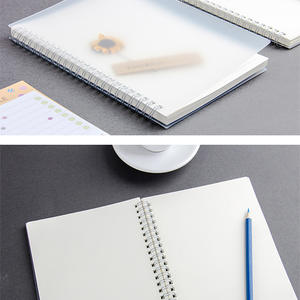 Popular Spiral Book Coil Notebook Lined Blank Grid Paper Journal Diary Sketchbook School Stationery Supplies Exquisite Design