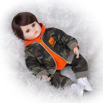 Кукла-младенец KEIUMI 18D05-C346-S08-T06 3