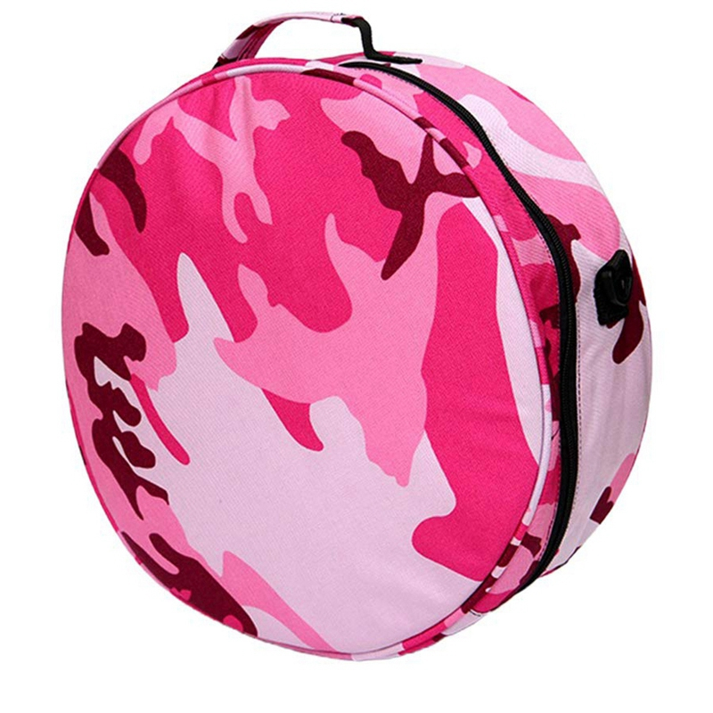 Round Scuba Diving Hose Bag Handy Diving Padded BCD Regulator Gear Bag Storage Organizers with Handle