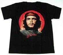 Top CHE GUEVARA T-Shirt -Revolution-La Revolucion-Cuba Liberta-NEU T-Shirt da uomo Casual in cotone di alta qualità uomo harajuku
