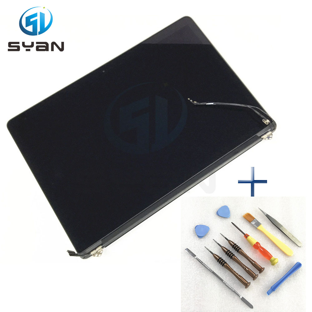 Complete LCD screen for macbook pro retina 15 4 A1398 LCD LED screen assembly display 2015