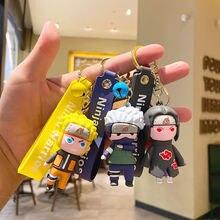 Новое поступление мультфильм аниме «Наруто» брелки для ключей
