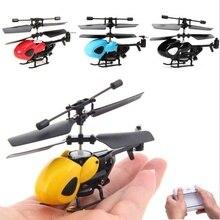 2CH Aereo Piccolo Elicottero Super Mini Nano Remote Control RC Helicopter X'mas Regalo del Giocattolo per I Bambini Micro Drone