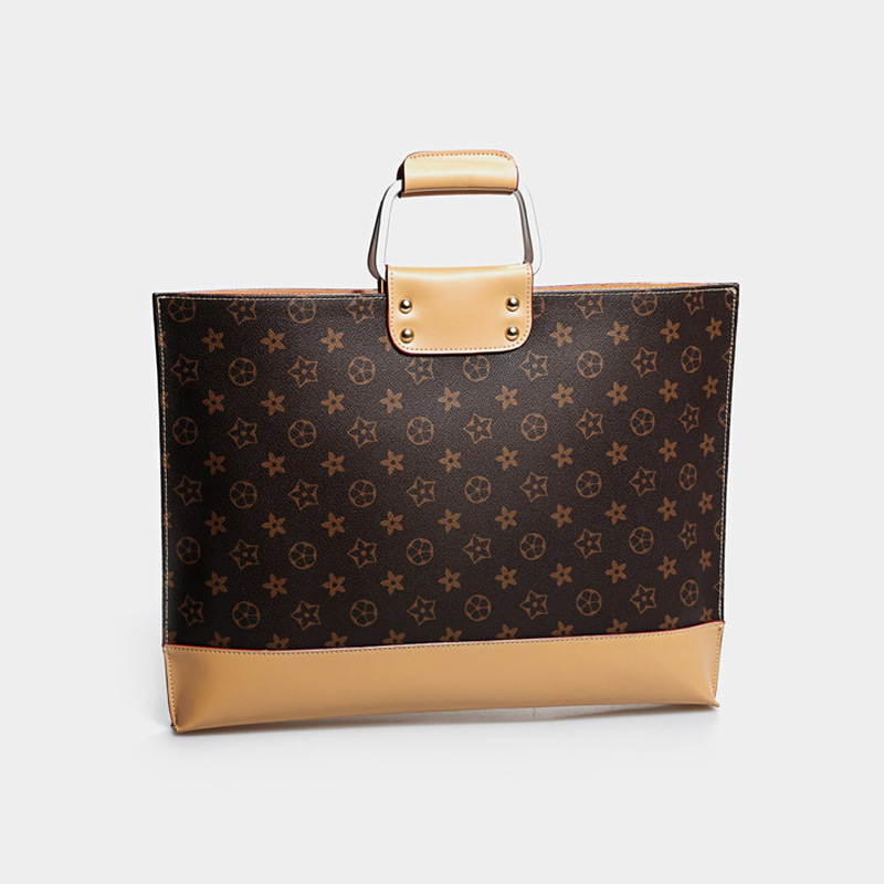 Business Leather Bag Briefcase High Quality Minimalist Men Leather Bag Computer Bags Genuine Leather Bag Laptop Bags For Women