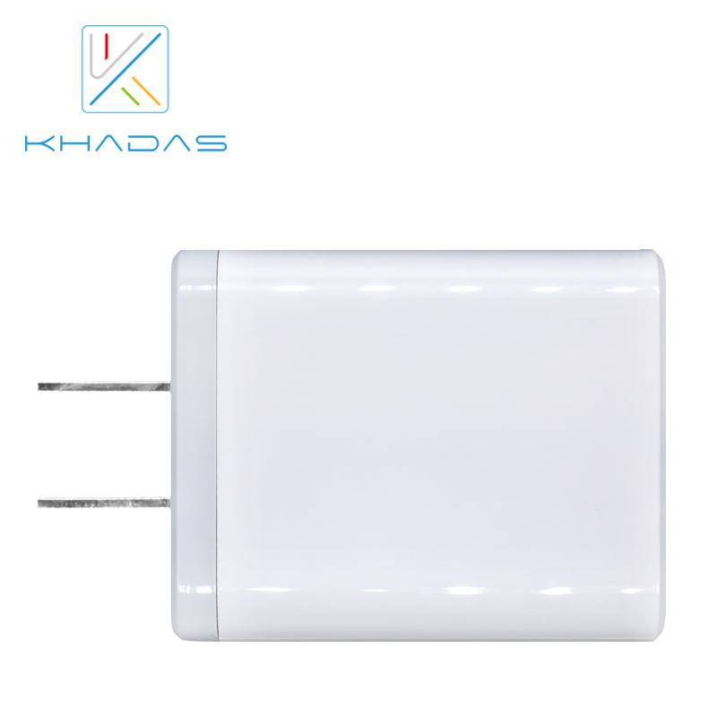 Khadas USB-C 24W Adapter With