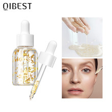 Gold Foil Makeup Primer, Delicate Makeup, Moisturizing And Brightening Essence, Light And Breathable Primer, Gel Cosmetic Tool