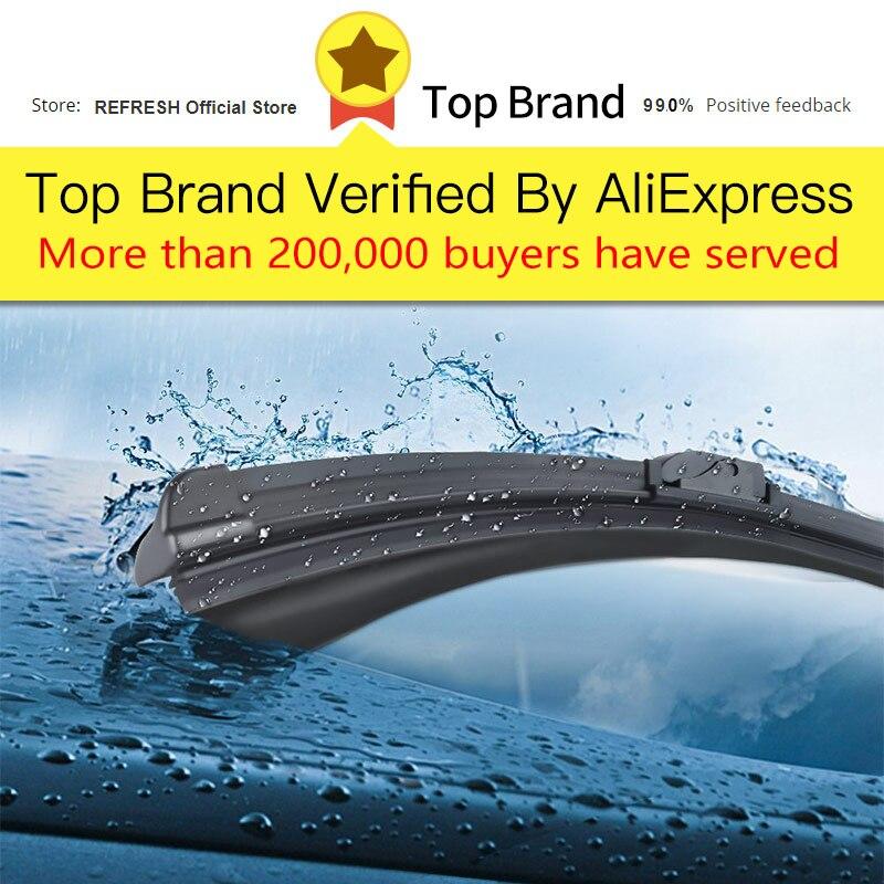 REFRESH Щетки стеклоочистителя для Ford Grand C-Max Fit Pinch Tab Arms 2010 2011 2012 2013