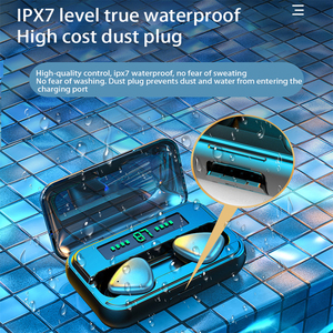 Image 5 - TWS Bluetooth 5,0 Kopfhörer 9D HIFI 2000mAh Lade Box Drahtlose Kopfhörer led anzeige Earbuds Headsets Sport Wasserdicht