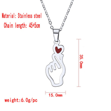 Bangtan7 Kawaii Necklace (2 Models)