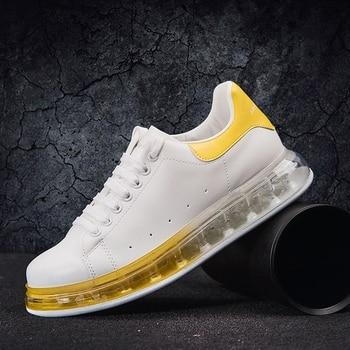 Zapatillas de deporte con cojín de aire para Hombre, zapatos masculinos informales...