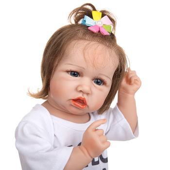 Кукла-младенец KEIUMI 23D161-C128-H31-H162-S31 6
