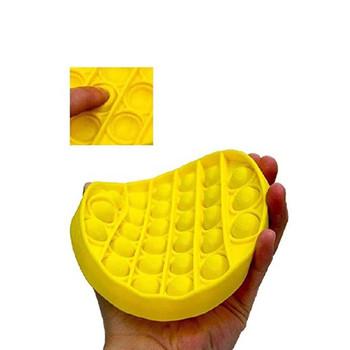 Push Bubble Fidget zabawka sensoryczna autyzm specjalne potrzeby Stress Reliever miękka zabawna Push Bubble Fidget zabawka sensoryczna cukierkowe kolory tanie i dobre opinie CN (pochodzenie) 0-12 miesięcy 13-24 miesięcy 2-4 lat 5-7 lat 8-11 lat 12-15 lat 6 lat 3 lat 3 lat 8 lat 14 lat