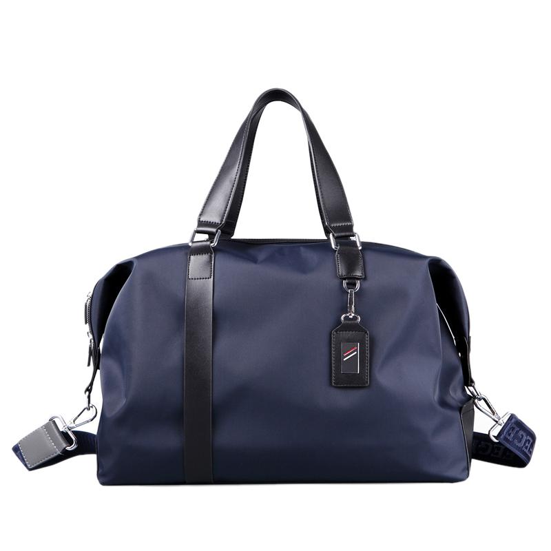 AUAU-FEGER Oxford Travel Bag Shoulder Bag Large Weekender Luggage Handbag Gym Bags Men Nylon Shoulder Bag Men